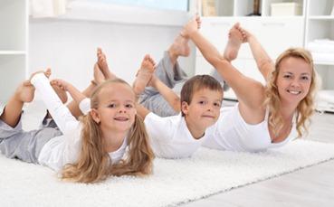 relaxation pour les enfants